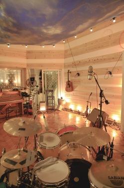 Behind drums good 2